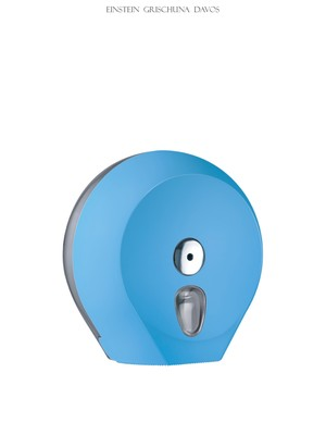 Tosca Racon Colored Jumbo WC Papier Spender Blau